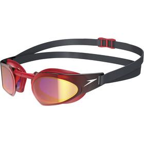 speedo Fastskin Prime Goggles White/Red